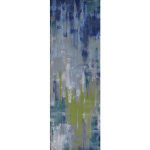 Настенная плитка Fuori Formato Gli Intonaci IMPRESSIONIST BLU 100 х 300 см