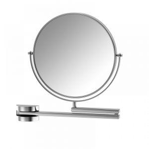 Косметическое зеркало двустороннее Steinberg, хром