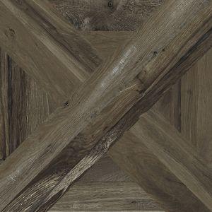 Декор напольный Rex Ceramiche Planches Choco 80 х 80 см Matt/Naturale, 10 мм
