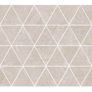 Мозаика Flaviker Hangar Triangolo Sand 34 x 26 см RETT.