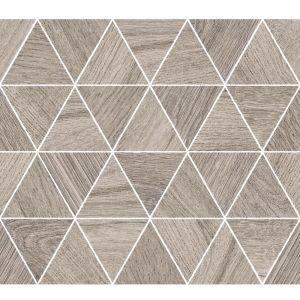 Напольная плитка Flaviker Cozy Triangolo Bark 34 х 26 см RETT.