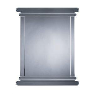Зеркало с фасками 700 х 805 мм Jörger Сronos, хром