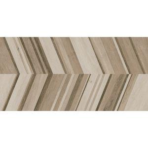 Керамогранит APE Ceramica Alabama CHEVRON ARTICO 60 х 120 см RECT