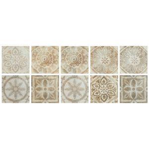 Декор APE Ceramica Century OPHELIA MIX 20 х 20 см