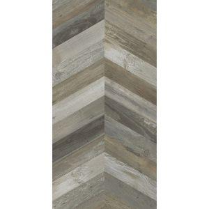 Керамогранит APE Ceramica Dock CHEVRON NATURAL 60 х 120 см RECT