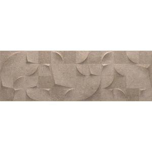 Настенная плитка Baldocer Icon SHAPE TAUPE RECT 30 х 90 см