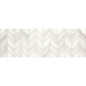 Декор Baldocer Riverdale WHITE ADEN 30 х 90 см
