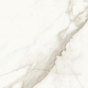 Плитка напольная Ricchetti Marble Boutique Calacatta White Lucido RETT 59,4 x 59,4 см (9,5 мм)