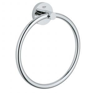 Полотенцедержатель кольцо Ø 180 мм Grohe Essentials Multi, хром