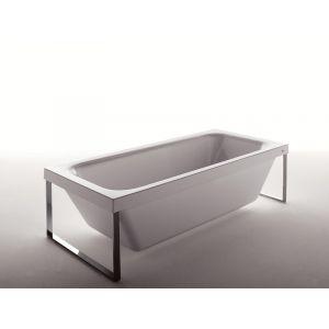 Ванна отдельностоящая Zucchetti Kos KAOS 3 180 x 80 белая