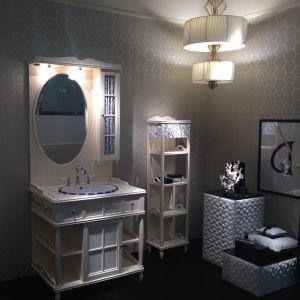 Комплект мебели для ванной Eurodesign Green&Roses (композиция  N. 11)