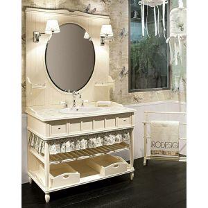 Комплект мебели для ванной Eurodesign Green&Roses (композиция  N. 12)