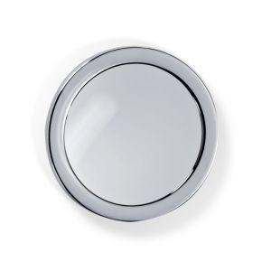 Зеркало косметическое, 5х увеличительное Ø 14 см Decor Walther, хром