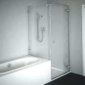 Душевая кабина DuschoLux Collection 3 Plus (профиль - хром, стекло - прозрачное)