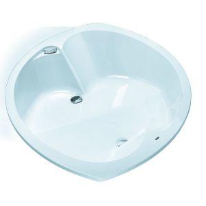 Ванна акриловая DuschoLux Portofino Trend Duo 234,3 х 165 см