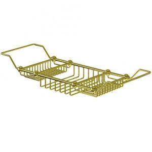 Полка-решетка для ванны Burlington (цвет - золото)