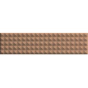 Керамическая настенная плитка 41 zero 42 Biscuit Stud Terra 5 x 20 см