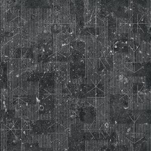 Декор 41 zero 42 Pietre41 Triple Black Outline G 20 х 20 см