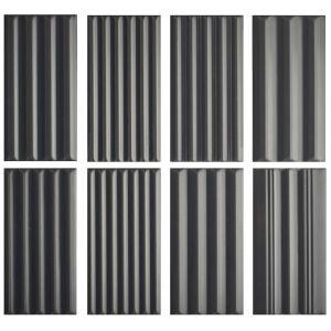 Декор настенный 41 zero 42 WigWag Black 7,5 x 15 см