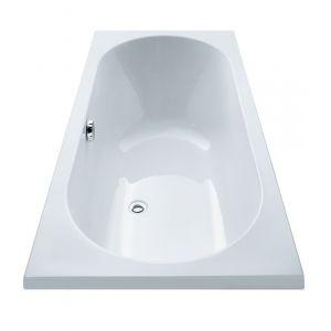 Ванна акриловая DuschoLux Ancona 180 х 80 см