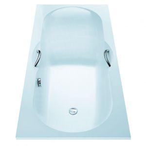 Ванна акриловая DuschoLux Ancona Vario 180 х 80 см