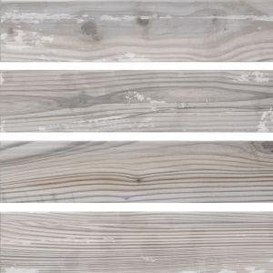 Напольная плитка Quintessenza Ceramiche Legnetti grigio 6 х 30 см