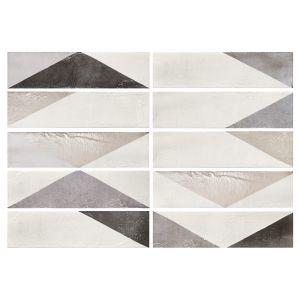 Керамогранит Quintessenza Ceramiche Fuoricitta confini sabbia 7 х 28 см