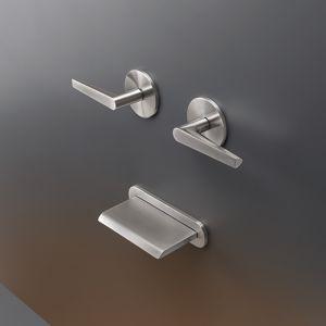 Смеситель для ванны с водопадом Cea Design Flag (цвет - хром)