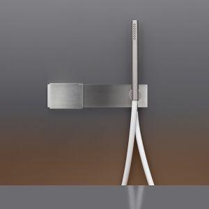 Смеситель для ванны настенный Cea Design Regolo (цвет - хром), с душевым гарнитуром