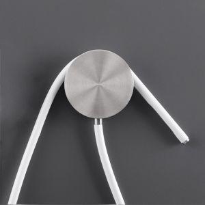 Смеситель для ванны/душа настенный Cea Design Circle (цвет - хром), с душевым гарнитуром