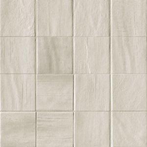 Мозаика Fap Ceramiche Brickell White Macromosaico Matt 30 х 30 см (8,5 мм)