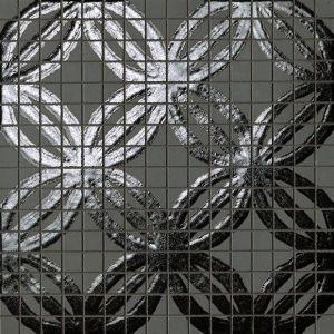 Мозаика Fap Ceramiche Ring Black Matt 30 х 30 см