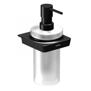 Дозатор для жидкого мыла Sonia S6 Black, чёрный матовый