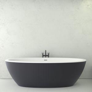 Ванна акриловая 170 х 85 см Knief Loom XS, слив/перелив щелевой Slot overflow