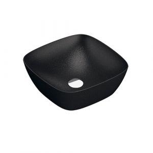 Раковина накладная на столешницу Catalano Сolori Satin black 40 х 40 см