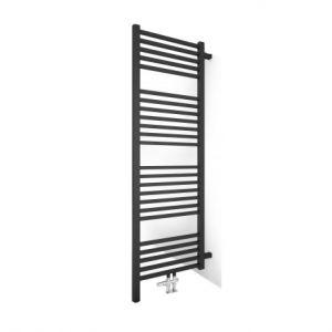 Дизайн-радиатор Terma Bone DW 161 х 50 см, чёрный