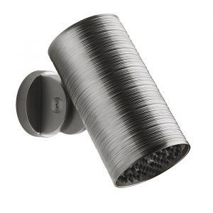 Душевая головка для настенного монтажа, тропический ливень Gessi Spotwater 316 (цвет - 239 steel brushed)