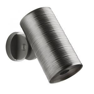 Душевая головка для настенного монтажа, распиление Gessi Spotwater 316 (цвет - 239 steel brushed)