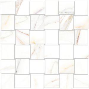 Мозаика Vallelunga Cava Intreccio Satin Finish 30 x 30 см