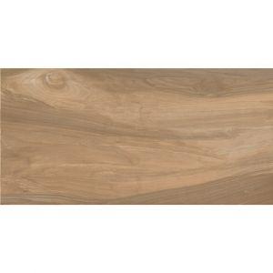 Напольная плитка Vallelunga Tabula Noce Naturale Matt 15 х 90 см