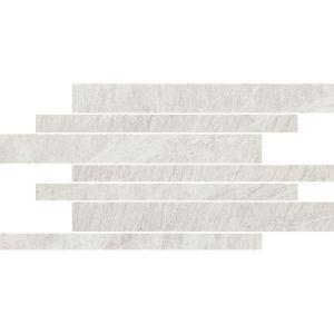 Мозаика Opoczno Yakara White Matt 44,6 × 22,2 см