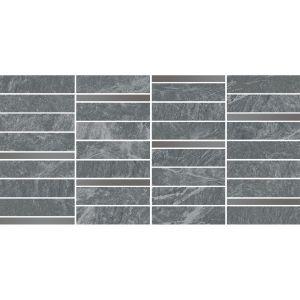 Мозаика Opoczno Yakara Grey Stell Matt 44,6 × 22,2 см