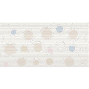 Декор настенный Opoczno Diago White Inserto Geo 60 × 29,7 см