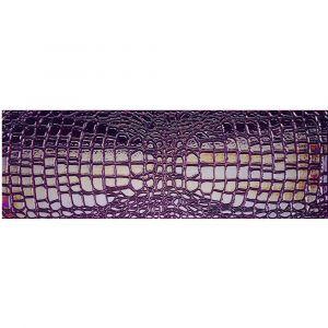Керамогранит Settecento Crocotiles Classic Amaranth 24 х 72 см