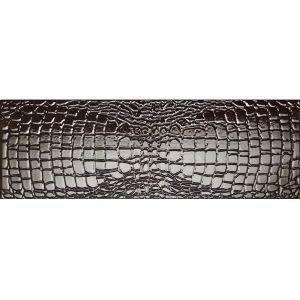 Керамогранит Settecento Crocotiles Classic Brown 24 х 72 см