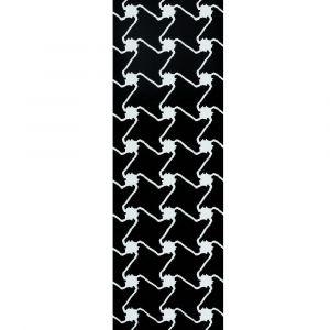 Керамогранит Settecento Neo Pop Le Petit Pied de Poule Black on White 24 х 72 см