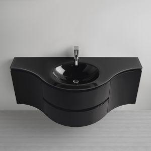 Раковина-столешница 140 х 51 см Oasis Master Collection Esprit, Nero
