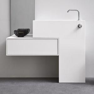 Раковина напольная 72 х 36 см Rexa Design Unico