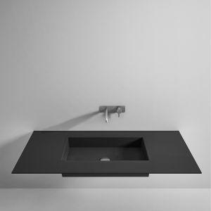Столешница 100 см с интегрированной раковиной Rexa Design Moode