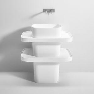 Раковина напольная 80 х 48 см Rexa Design Fonte